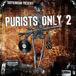 "Album Cd ""Bboykonsian presente "" Purists only 2"
