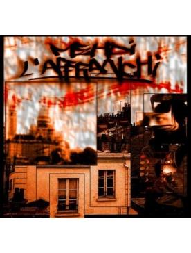 """Album vinyl Mehdi L'affranchi """"Faut que j'pera"""""""