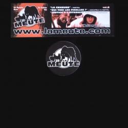 "Maxi vinyle La meute "" la censure """