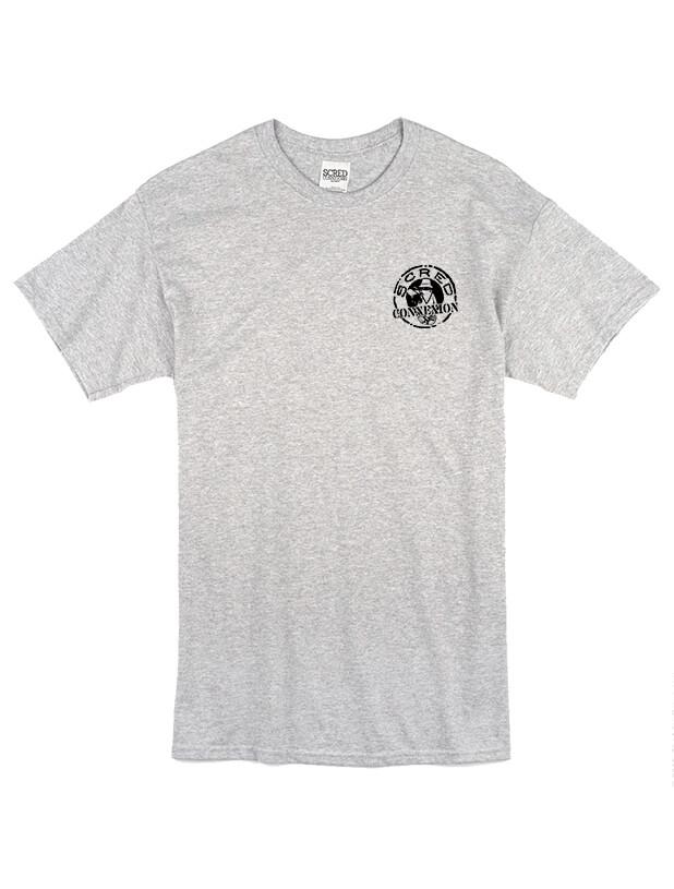Tee Shirt Tellement Bas gris