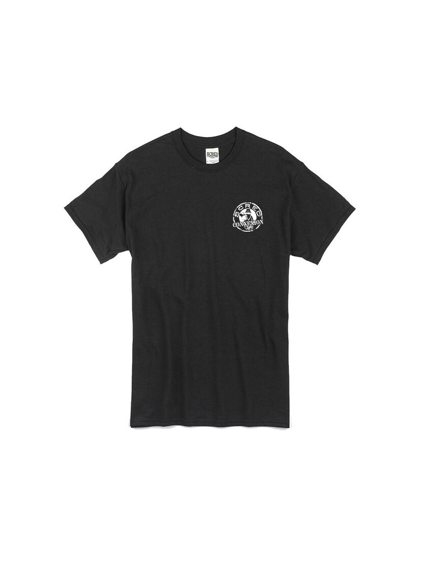 Tee Shirt Tellement Bas Noir
