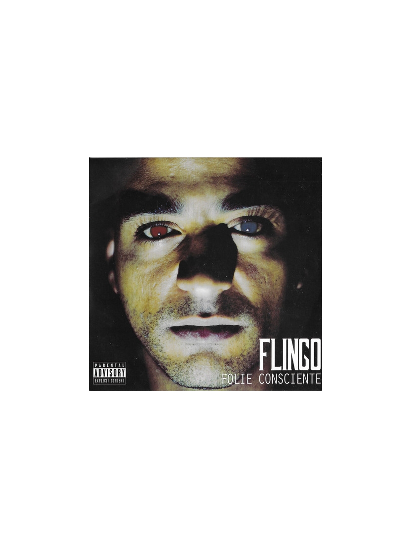"Album Cd ""Flingo "" - Folie consciente"