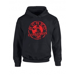 Sweat Capuche Classico impression daim