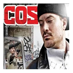 """Album Cd """"Cos"""" - Mon meilleur ennemi"""