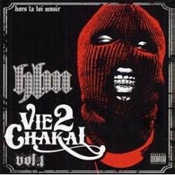 """Album Cd """"HLM"""" - Vie 2 chakal"""
