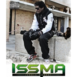 "Album Cd ""Issma"" - Jungle Monkey"