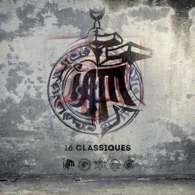 """Album Cd """"IAM"""" - L'école du micro d'argent"""
