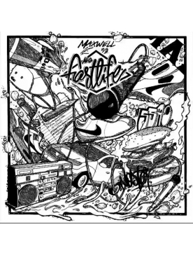"Album cd ""Medouze & Dee Nasty"" - Changer la donne"