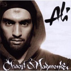 "Album cd Ali ""chaos et harmonie"""