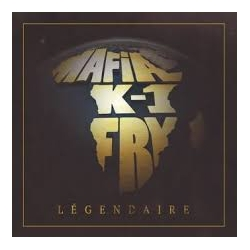 "Album Cd ""Mafia k-1 fry"" - La cerise sur le ghetto"