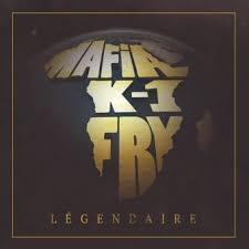 """Album Cd """"Mafia k-1 fry"""" - La cerise sur le ghetto"""