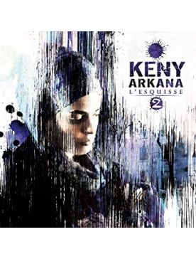 "Album cd Keny Arkana - ""l'esquisse 3"""