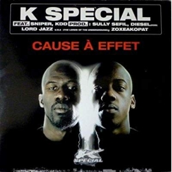 "Album Cd ""K-special "" - Cause à effet"
