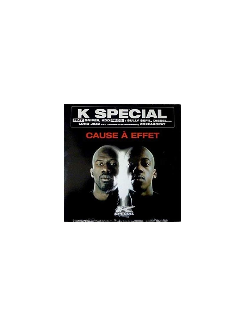 "Album Cd ""K-special "" - Cause à effet"