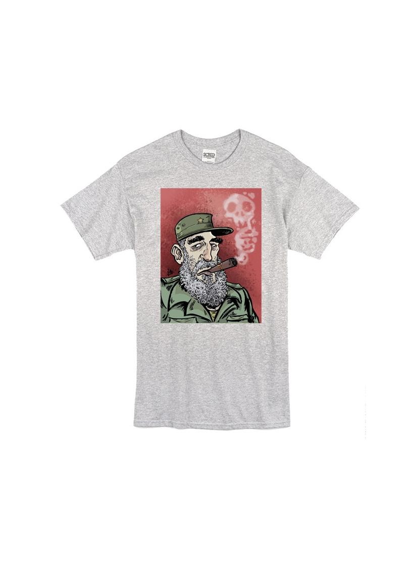 T-Shirt Latrache 01 Gris