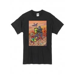 T-Shirt Latrache 02 Noir