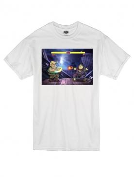 T-Shirt Latrache 03 Blanc