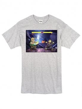 T-Shirt Latrache 03 Gris