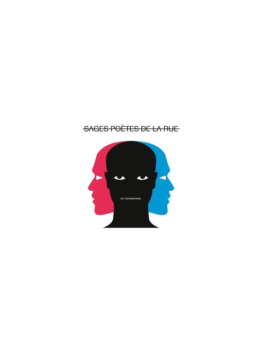 """Album Cd """"Les sages poetes de la rue"""" - Art Contemporain"""