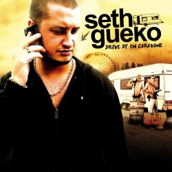 "Album Cd "" Seth Gueko "" - Drive By en Caravane"