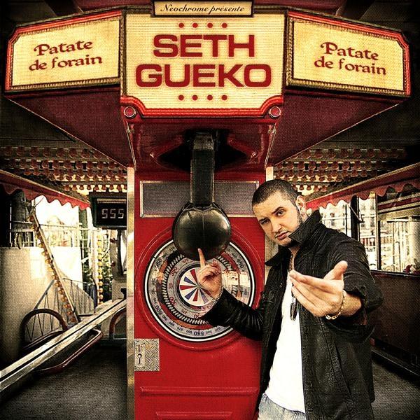 "Album Cd ""Seth Gueko"" - Patate de Forain"