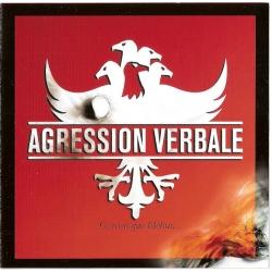 """album cd """" Agression Verbale """" - Ce n'est qu'le début"""