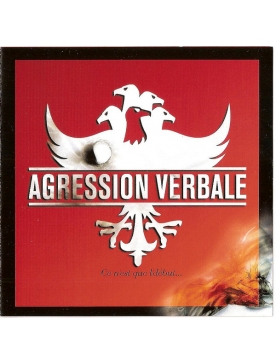 "album cd"" Agression Verbale """