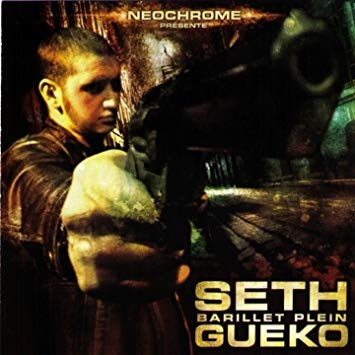 "Album Cd ""Seth Gueko"" - Barillet Plein"