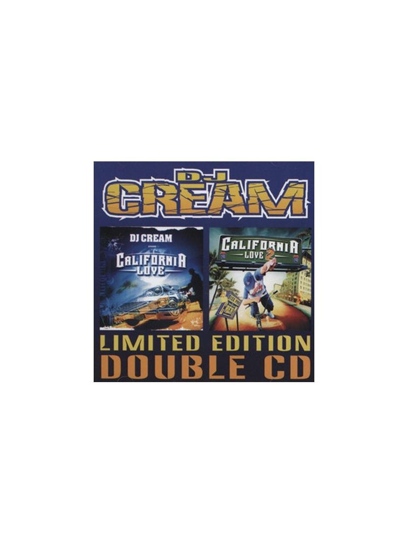 "Double Album Cd "" Dj Cream """