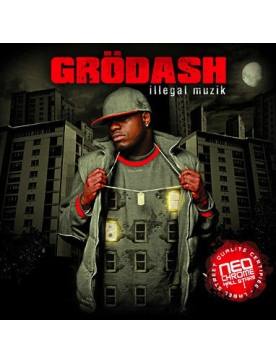 "Album Cd ""Grodash"" - Illegal Muzik"