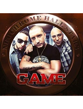 "Album Cd ""Neochrome Hall Stars"" - Game"