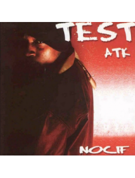 "Album Cd ""Test ( ATK)"" - Nocif"