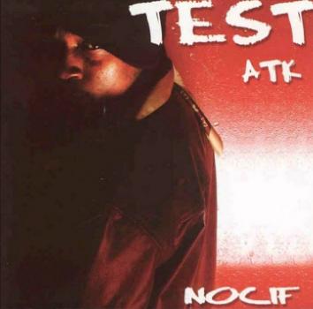 """Album Cd """"Test ( ATK)"""" - Nocif"""