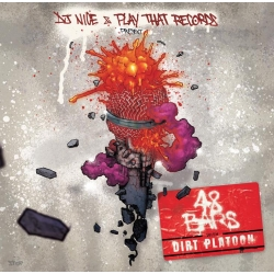 "Album vinyle Dj Nice "" A8 Bars with Dirt Platoon"