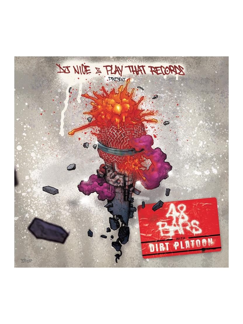 Album vinyle Dj Nice