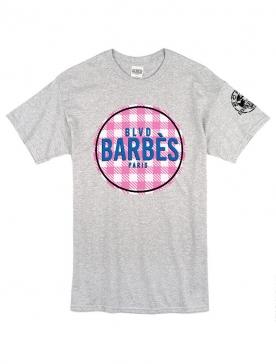 Tee Shirt Barbes Tati gris