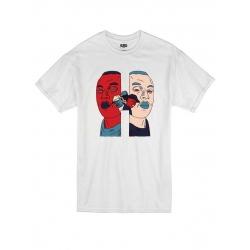 T Shirt Blanc by Sims - HAM