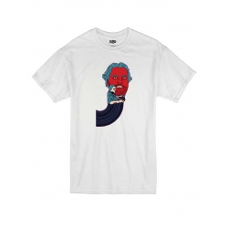 T Shirt Blanc by Sims - J