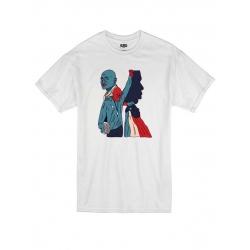 T Shirt Blanc by Sims - K