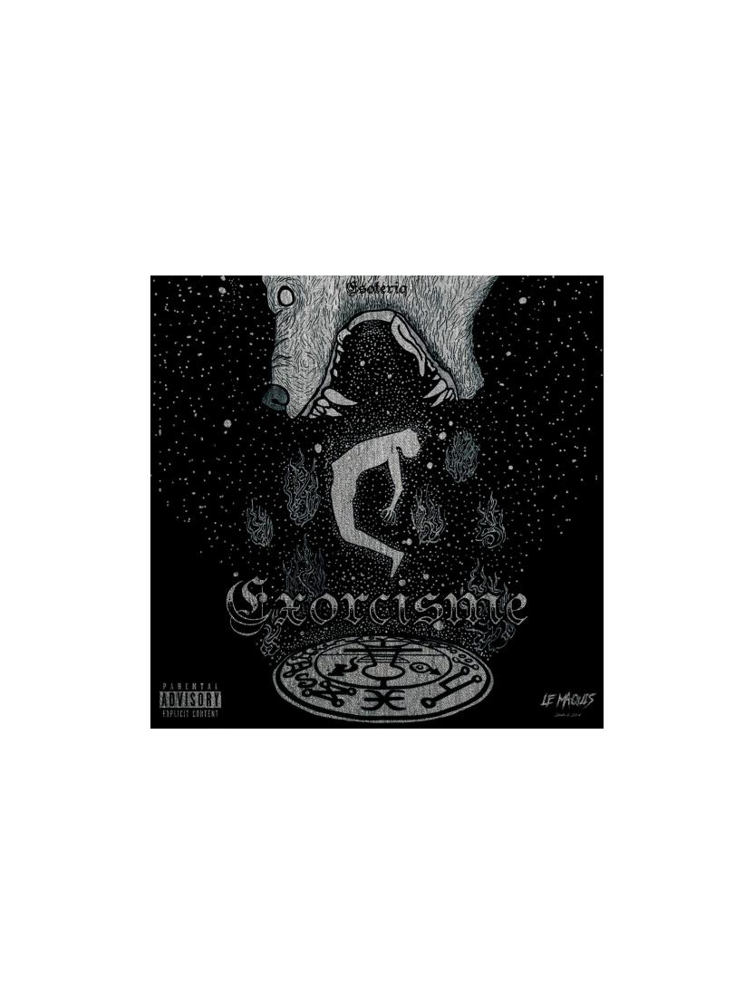 """Album Cd """"Esoteriq - Le Maquis"""""""