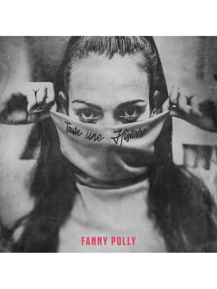 Précommande Album Cd Fanny Polly - Toute une histoire