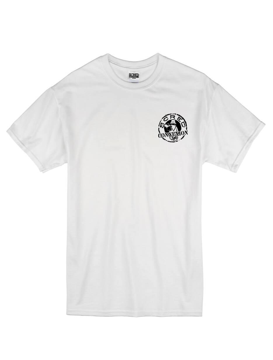 "tee-shirt ""petit classico"" blanc"