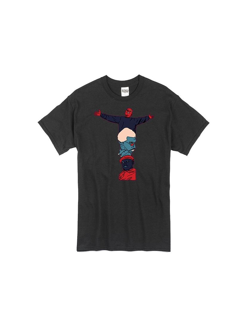 T Shirt Noir by Sims - TSN