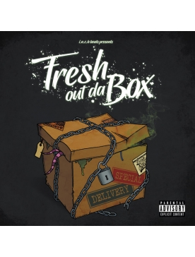 "Album Cd ""Fresh out da box- Special delivery"""