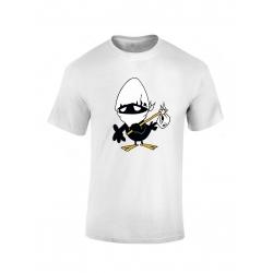 T Shirt Blanc enfant Calimero