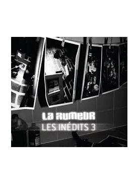 """Album Cd """"La rumeur"""" - Les inedits 3"""