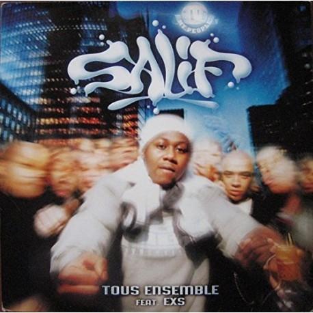 """Maxi vinyl Salif """" tous ensemble"""" (occasion)"""