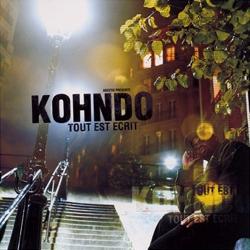 """Album vinyle Kohndo """"Tout est écrit"""""""