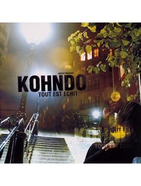 """Album vynil Kohndo """"Tout est écrit"""""""