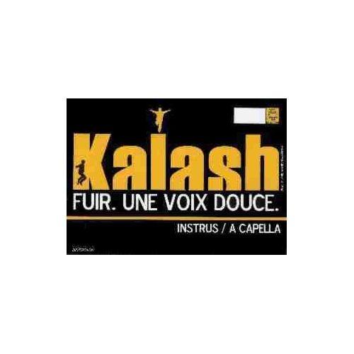 Album vinyl Kalash une voix douce